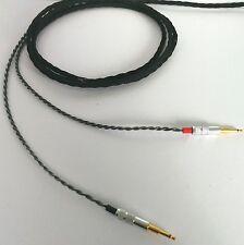 Sennheiser HD700, Hifiman HE400i, HE1000, OPPO bespoke handmade audiophile cable