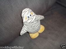 CLUB PENGUIN PLUSH DOLL FIGURE MUMMY HALLOWEEN CHARACTER TOY NO CODE