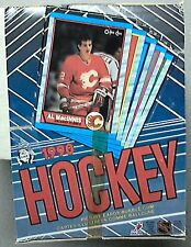 1989-90 O-PEE-CHEE Wax Box 48ct T Fleury J Sakic B Leetch Rookies??? Rare Look!!