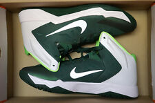 NIKE ZOOM HYPERQUICKNESS TB SIZE 12 WOMEN'S BASKETBALL SHOES 599515 300