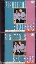 RIGHTEOUS BROTHERS Anthology 1962-74 2CD Classsic 60s 70s Rock RHINO UNCHAINED