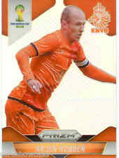 2014 World Cup Prizm Refractor Parallel No.29 A.ROBBEN (NETHERLANDS)