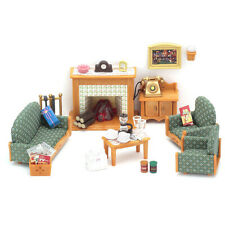 Sylvanian Families Deluxe Living Room Set Sf5037
