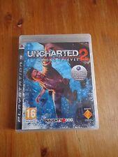 jeu playstation PS3 uncharted 2