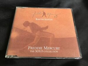Freddie Mercury Solo Collection - Rarities Sampler CD Promo FMRARE001 Queen