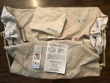 Arms reach The IDEAL co sleeper ATTACHMENT (Liner with Hanger Set)