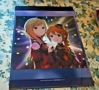 anime file folder The idol master million live 12x9 inches