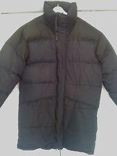 ❄ Nuevo M-XL 58 in (approx. 147.32 cm) seriamente Gruesa De Invierno Cálido 20% 80% Plumón Abrigo Largo De Esquí De Plumas