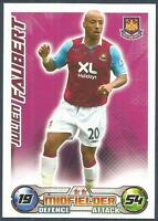 TOPPS MATCH ATTAX 2008-09-WEST HAM UNITED-JULIEN FAUBERT