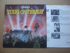 STARS ON THRASH Slayer D.R.I, S.O.D. Hades Pestilence Toxik Atrophy Scared Reich