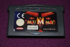 LA MOMIE (THE MUMMY) - Ubisoft - Jeu Action Aventure Game Boy Advance GBA EUR