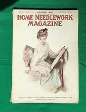 Home Needlework Magazine, October 1905