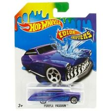 PURPLE PASSION Hot Wheels COLOR SHIFTERS 2016 BHR52