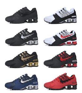 Nike Shox NZ Herren Damen Sneaker SportSchuhe Turnschuhe Laufschuhe Gr.40-46