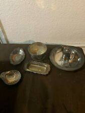 international silver company assorted serving items