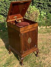 More details for columbia grafonola gramophone - top of the range 1920s model