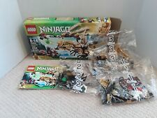 Lego Ninjago 70503 Golden Dragon Set  Open Box/Sealed Packages-100% Complete