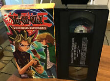 Yu Gi Oh Best Of Friends, Best Of Duelists Volume 11 VHS Cassette Tape