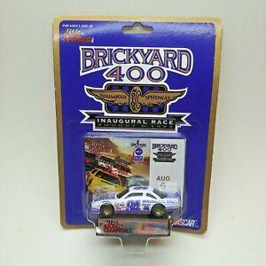 Indianapolis Speedway BRICKYARD 400 INAUGURAL RACE #94 CAR & CARD