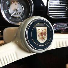 VW Volkswagen Brandenburg Horn Button Insert Bug Bus Ghia kdf okrasa heb petri