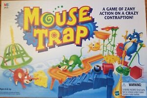 Mouse Trap Board Game Replacement Parts and Pieces You Choose Boards Available