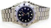 TAG Heuer Professional WE1110-R high fashion quartz men's watch w/ date