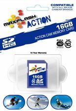 Max Flash 16GB SDHC Class 10 Memory Card