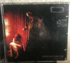 Atrium Carceri - Seishinbyouin CD Cold Meat Industry dark ambient