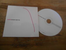 CD Indie Placebo - Because I Want You (2 Song) Promo HUT VIRGIN ELEVATOR MUS cb