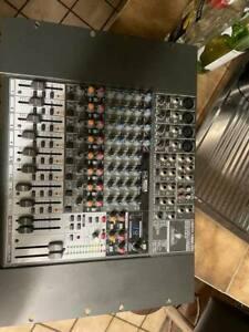 Behringer Xenyx X1622 USB Mischpult / Mixer DJ