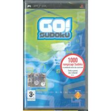 Go Sudoku Video game PSP Sony Sealed 0711719621461