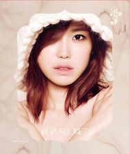 Top Secret - 2 DISC SET - Jeon Hyo Seong (2014, CD Single NEUF)