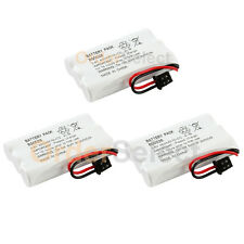 3 NEW Cordless Home Phone Rechargeable Battery for Uniden BT-446 BT446 ER-P512