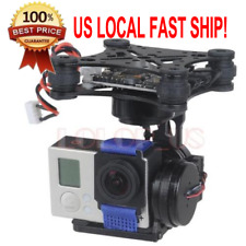 3-Axis Brushless Gimbal Camera Mount with 32bit Storm32 Controller Gopro 3 4