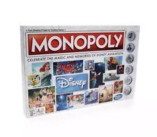 Hasbro Gaming Monopoly Disney Animation Edition Game