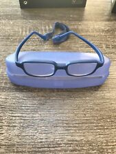 MIRAFLEX FRAMES NEW BABY 39/14- COLOR D (blue), Pre-owned