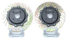 Platz1 REAR 310mm 2-PC Brake Disc Upgrade Rotor for Mazda MX5 Miata Raybestos ND