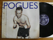 THE POGUES PEACE AND LOVE VINYL LP 1989 RECORD ALBUM ~ VG+ / VG++