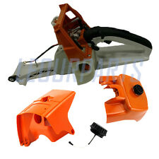 REAR HANDLE FUEL TANK CAP SHROUD TOP AIR FILTER COVER FOR STIHL MS660 066 MS650