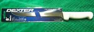 "DEXTER RUSSELL BASICS P94813 8"" FLEXIBLE NARROW FILLET SKINNING FISH KNIFE NEW"