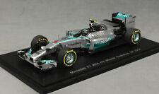 Spark Mercedes AMG F1 W05 Australia GP Winner 2014 Nico Rosberg S3067 1/43 NEW