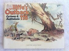 JOLLIFFE'S OUTBACK CARTOONS & AUSTRALIANA No. 118 1985