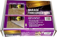 Stormguard Garage Door Floor Threshold draught excluder Seal kit gaps 5 - 13mm