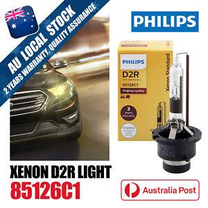Genuine PHILIPS Xenon Standard Globe D2R 35W - Single HID Headlight Bulb