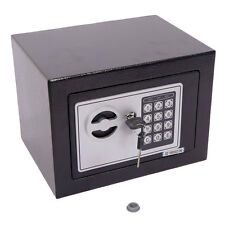 Arrival Black Security Steel Digital Electronic Coded Lock Home Office Safe Box