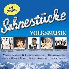 Sahnestücke - Volksmusik - 2 CD NEU Stoakogler Bianca Monika Martin Klostertaler