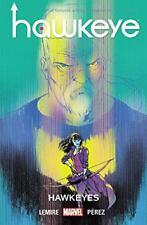 Hawkeye Vol.6: Haykeyes por Jeff Lemire Libro de Bolsillo 9780785199465 Nuevo