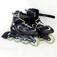 Rollerblade Bladerunner Advantage Pro XT Women's Inline Skate, Black/Blue,9