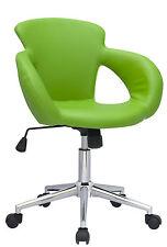 Sixbros. taburete giratorio silla de Oficina verde M-65335/2062