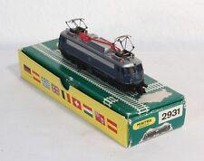 Minitrix 2931, E 10 338, seltene Ausführung, Top  im Originalkarton #ab1068
